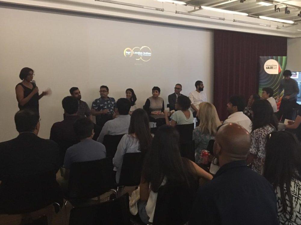 Meet the Film makers LIFF